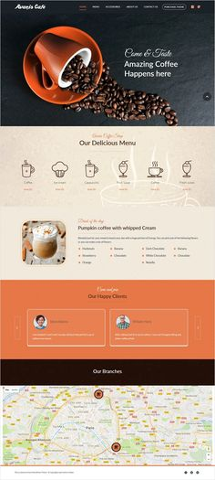 Avaris is modern design responsive multipurpose #WordPress theme for #cafe #coffeeshop stunning website with 12+ unique homepage layouts download now➩ https://themeforest.net/item/avaris-responsive-wordpress-multipurpose-theme/16543524?ref=Datasata