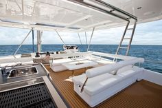 Luxury Sails - Katamaran Leopard 58