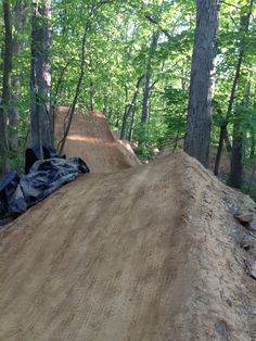 Smooth...great trail for mtb