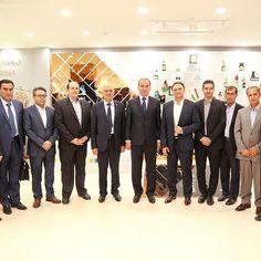 بازدید وزیر انرژی تاجیکستان از دفتر سیمند کابل