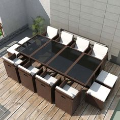Our stylish rattan garden furniture set will become the focal point of your gard. - Let's go outside - Design Rattan Furniture