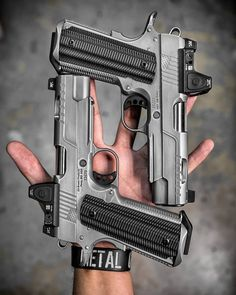 For more guns photos & videos join here ➡️ ⬅️ Weapons Guns, Guns And Ammo, Airsoft, 1911 Pistol, Tactical Pistol, Tactical Gear, Survival, Custom Guns, Custom 1911