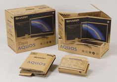 Fold-up Package for TV | Packaging News| PackagingConnections.com