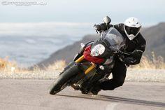 The new Suzuki V-Strom 1000 2014 ~ World of bikes