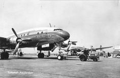 [c/n 2071] [jun46-...] [L049] Lockheed Constellation [PH-TDA] [KLM] [sep46] [jun50] [Arnhem]