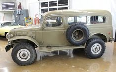 1942 Dodge WC for sale - Hemmings Motor News Hot Rod Trucks, 4x4 Trucks, Diesel Trucks, Cool Trucks, Classic Trucks, Classic Cars, Military Vehicles For Sale, Tw200, Old Dodge Trucks