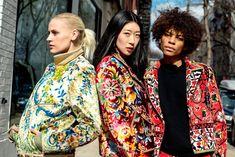 Mia Vesper Makes Upcycled Tapestry Jackets