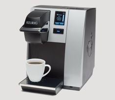 Keurig B150 Houshold / Commercial Brewing System: Coffee , Tea, Hot Cocoa Keurig,http://www.amazon.com/dp/B00AEUF4NO/ref=cm_sw_r_pi_dp_-.ittb0W8B6S2ZS1 $247.49 + $15.49 shipping