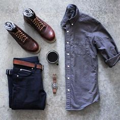 Grid by: Allen Walker ______________ for more grids. – Original Head - Touching and Emotional Image Mode Outfits, Casual Outfits, Men Casual, Fashion Outfits, Smart Casual, Fashion Clothes, Streetwear, Mode Man, Der Gentleman