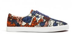 Art infused kicks to spice up your summer