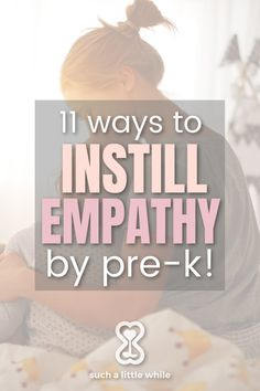 Looking for tips and activities for teaching empathy to kids? Such a Little While is here to help with 11 easy to follow ways to help your child understand what compassion for others is all about! #empathyforkids #parentingskills #gentleparenting #teachingempathy #empathyactivities Teaching Empathy, Teaching Kids, Kids Learning, Gentle Parenting Quotes, Parenting Hacks, Elementary School Counseling, School Counselor, Important Life Lessons, Positive Discipline