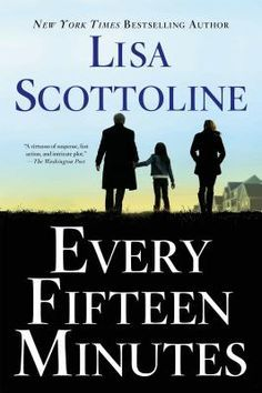 """""""Have you ever read a book that stayed with you during the day while you were working, going about your daily routine? A book that made you want to turn on the news to see what was happening in the characters' lives - even though you knew that you were just reading a novel? Scottoline's latest, Every Fifteen Minutes, made me do just that! The story of Chief of Psychiatry Eric Parish, his troubled patient, Max, and a murder for which Dr. Parish is suddenly seen as a 'person of interest,'…"""