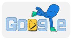 Jocurile doodle cu zăpadă – Ziua 16 ❄️ #GoogleDoodle