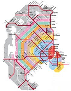 Transport Map, Mode Of Transport, Public Transport, Copenhagen Map, Train Map, Metro Map, City Pass, Bus Station, Travel Maps