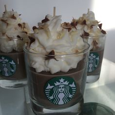 Starbucks Candles Handmade Scented £12.99 each on Etsy.com @ ChicGiftsShop