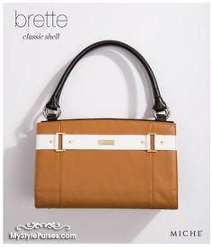 Brette Classic Shell from Miche