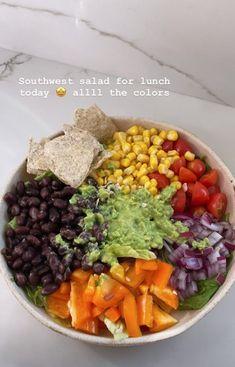Good Healthy Recipes, Healthy Meal Prep, Healthy Snacks, Vegetarian Recipes, Healthy Eating, Plats Healthy, Good Food, Yummy Food, Tasty