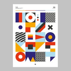 Good to be back after two weeks off! What do you think about this one? Note the very deep quote I found for this poster! Will soon reach… Poster Layout, Design Poster, Logo Design, Graphic Pattern, Pattern Design, Geometric Poster, Geometric Shapes, Constellations, Typography Poster