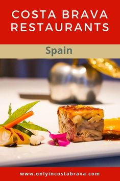 Costa Brava Restaurants - Catalan Food Only In Costa Brava Catalan Food, Girona Spain, Spain Travel Guide, Best Places To Eat, Amazing Places, International Recipes, Foodie Travel, Street Food, Wine Recipes