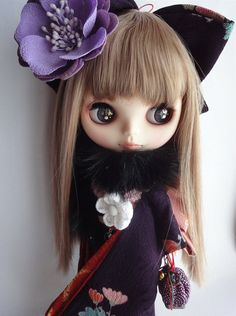 Top 14 Beauty Vintage Blythe Doll Designs – Live Happy Life With Easy Funny Idea - Easy Idea (10)
