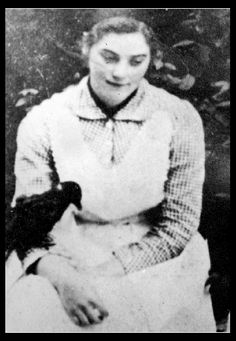 Emily Carr..born when women painters were rare and expected to paint pretty pictures; she was a nonconformist