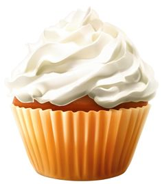 Mini Cake with Cream PNG Clipart Picture