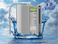 Make a Splash today and try Kangen Water® from Enagic!