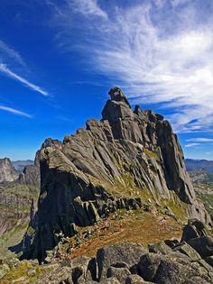 """""""Bird"""" peak, Ergaki"""