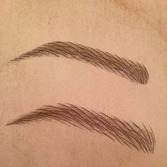 Perfecting the shape - Eye Makeup tips Permanent Lipstick, Permanent Makeup Eyebrows, Semi Permanent Makeup, Mircoblading Eyebrows, Eye Brows, Eyebrow Design, Eyebrow Embroidery, Pigmentation, Magical Makeup