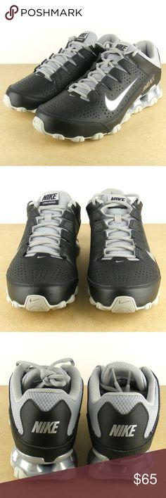 cd45c9dc524d2 Nike Reax 8 TR Cross Trainer 616272 001 Black