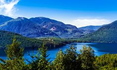 Great Central Lake, Pacific Rim, Vancouver Island, BC. Your West Coast.