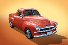 FJ Holden Ute Artwork For Sale