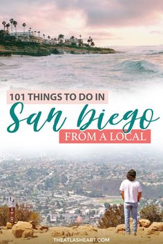 101 Things to do in San Diego (From a Local) Us Travel Destinations, Best Places To Travel, Places To Visit, San Diego Attractions, California Vacation, National Parks Usa, Travel Usa, Travel Tips, United States Travel