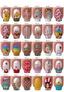 Nailart to all! Cute Nail Art, Cute Nails, Pretty Nails, Disney Christmas Nails, Disney Nails, Nails 2017, Different Nail Designs, Nail Accessories, Nail Art Galleries