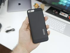 Now you'll get to enjoy the world's first removable power solution for your iPhone 6 in the form of the Mojo Refuel Invictus 3200 iPhone 6 Charger Case.