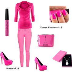 Rózsaszín kollekció