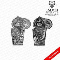 Incredible Vector Maori and Samoan Tattoo Templates, Tattoo equipment etc. Maori Tattoos, Hawaiianisches Tattoo, Samoan Tribal Tattoos, Filipino Tattoos, Maori Tattoo Designs, Marquesan Tattoos, Tattoo Motive, Boy Tattoos, Forearm Tattoos