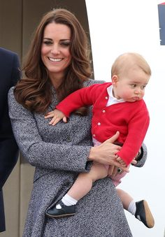 Pin for Later: 37 Ridiculously Cute Prince George Pictures When He Was Really, Really Worried About Something
