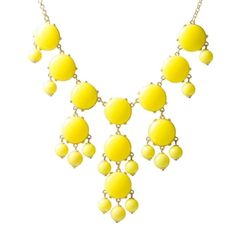 Desperately want this Ily Couture necklace but in the Neon yellow colour...need to find where its still available!!