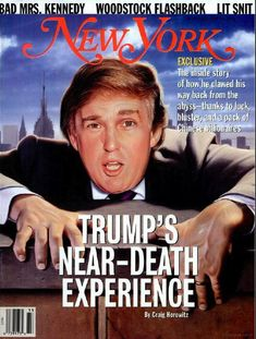 Trump by Turtlemeat.com » Old Magazine Covers with Donald Trump