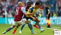 FA Cup Arsenal 4-0 Aston Villa All Goal & Highlights FA Cup 31/05/2015 by iBET Malaysia