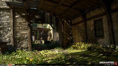 ArtStation - Uncharted 4 - Colony Stacks, Martin Teichmann