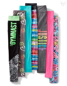 Cool, can't-miss leggings for every mood and every on-the-go adventure.