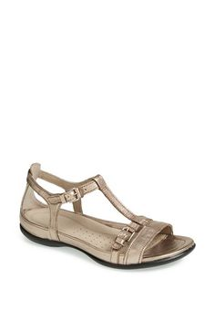 ECCO 'Flash' T-Strap Sandal (Special Purchase) available at #Nordstrom http://shop.nordstrom.com/s/ecco-flash-t-strap-sandal-special-purchase/3658284?origin=related-3658284-0-2-5-item_page.PP_3-RR