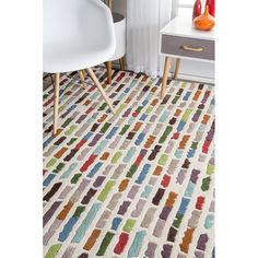 You'll love the Pop Spanish Tiles Handmade Area Rug at Wayfair.co.uk - Great Deals on all Home Furnishings products with Free Shipping on most stuff, even the big stuff.