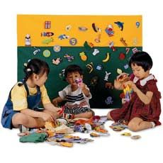 Felt Teaching Board Giant Set