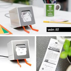 "Win This ""Little Printer"" from Relabl.com!"