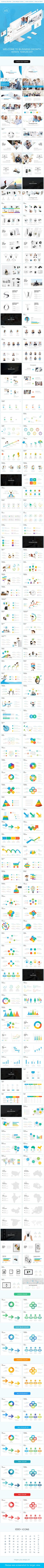 Business Growth Keynote Template