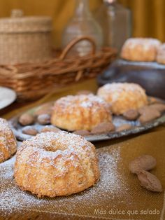 Gluten Free Pastry, Dessert Buffet, Sin Gluten, Mini Cakes, Almond Flour, Keto, Paleo, Muffin, Bread