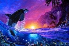 Christian Lassen Cosmic Voyagers | Shepherd of the Sea ...